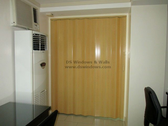 Accordion Door As An Ideal Home Secondary Door - Parañaque