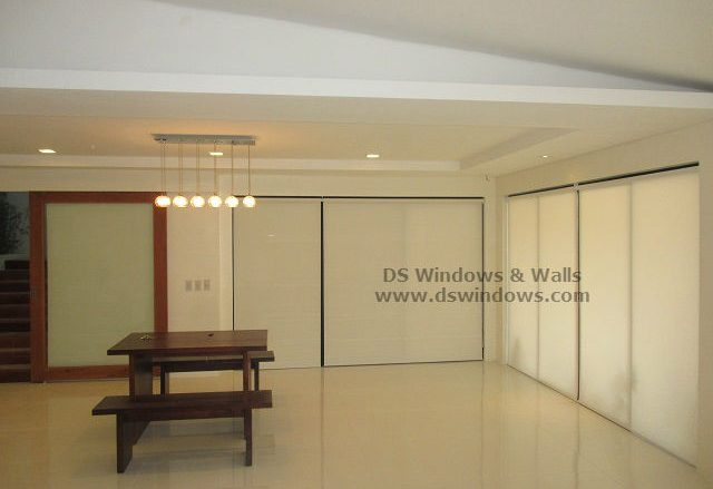 Roller Shades for Sliding Doors for a Functional Living Room: Cabuyao Laguna