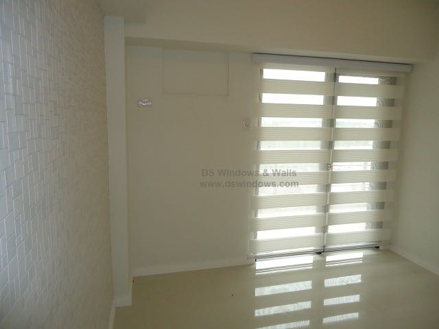white-pleated-curtain-blinds