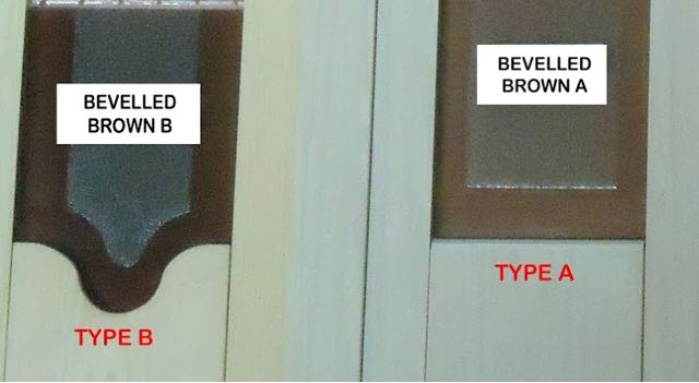 French Door Type A and B