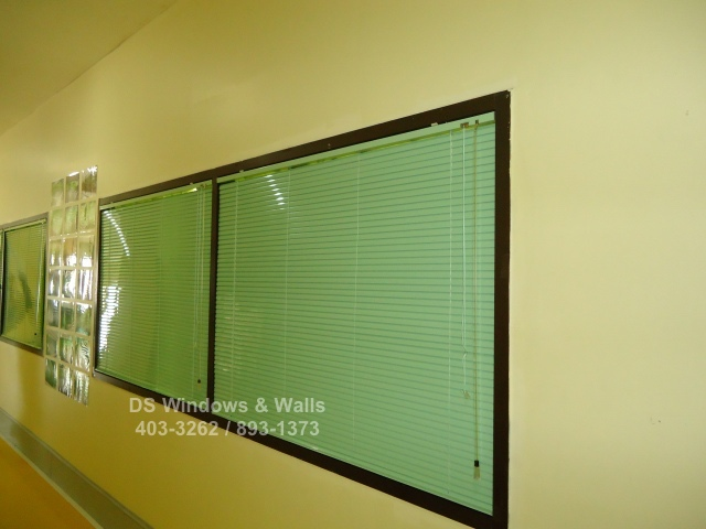 Apple green blinds - Cavite project