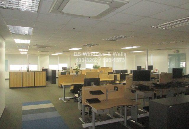 Office Blinds Supplier Double Mechanism