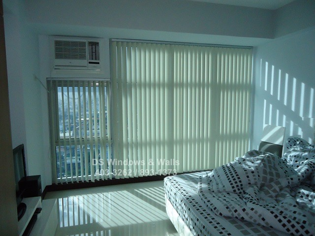 PVC Vertical Blinds for Home